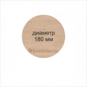 Тефлоновый коврик КРУГЛЫЙ D 180 мм