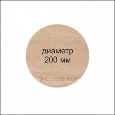 Тефлоновый коврик КРУГЛЫЙ D 200 мм