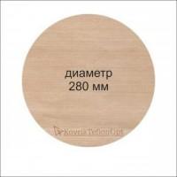 Тефлоновый коврик КРУГЛЫЙ D 280 мм