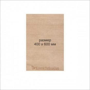 Тефлоновый коврик 400*600 мм